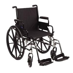 "Invacare 9000 SL Wheelchair 36"" H x 25"" W x 30"" D INV9SLWD6688BH1517"