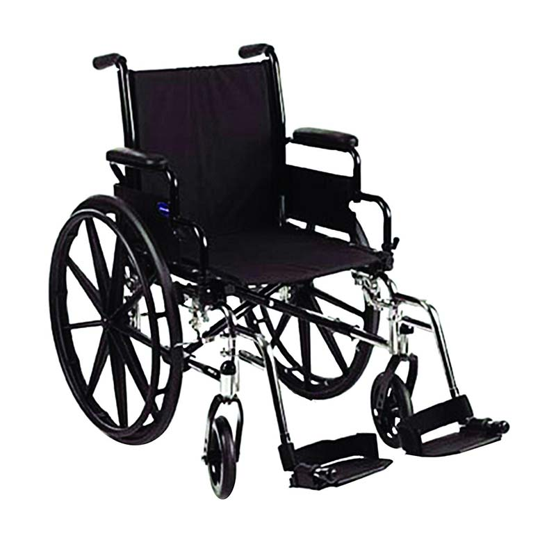 "Invacare 9000 SL Wheelchair 36"" H x 25"" W x 30"" D INV9SLWD66A88"