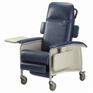 Clinical 3-Position Recliner, Blueridge INVIH6077AIH61