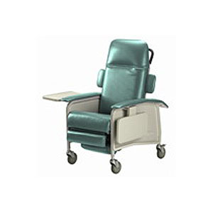 Clinical 3-Position Recliner, Jade INVIH6077AIH68