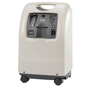 Perfecto2 Lightweight Oxygen Concentrator with SensO2 INVIRC5PO2V
