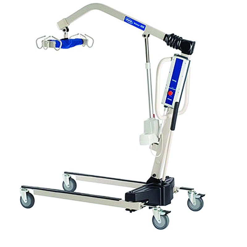 """Invacare Reliant™ 450 Battery-Powered Lift with Low Base 24'' to 74"""" H INVRPL4501"""