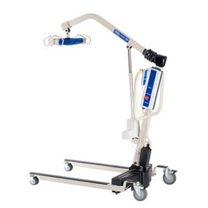 "Invacare Reliant™ 450 Power Lift with Power Opening Low Base 24'' to 74"" H INVRPL4502"