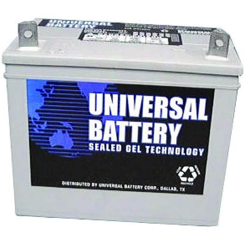 Invacare Gel Cell Battery 12V, 31 Amp/Hour INVU1GEL