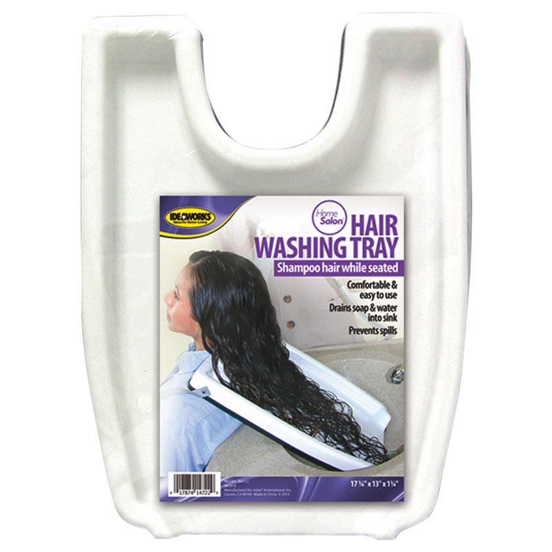 "Hair Washing Tray ,17-3/4"" x 13"" x 1-3/4"" JIIJB4722"