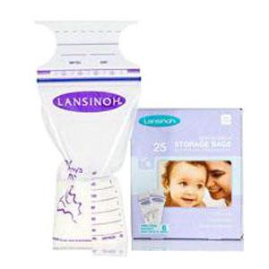 Breastmilk Storage Bags (50 Count) LAN20450