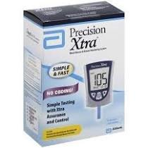 Precision Xtra Blood Glucose and Ketone Monitoring System ME98814