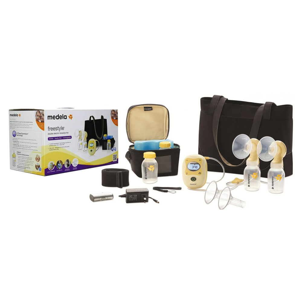 Medela Freestyle Double Electric Breast Pump ML101034712