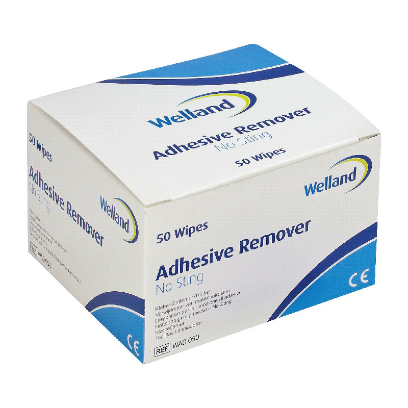 Adhesive Remover Wipes X-Large MOWAD050