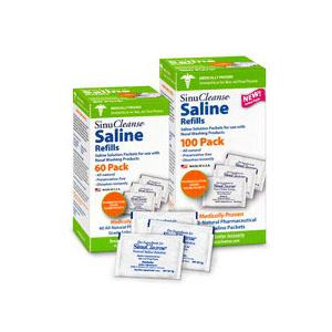 SinuCleanse Saline Refill MST00114