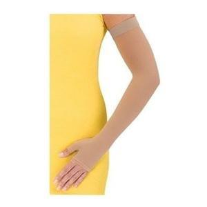 Harmony Arm Sleeve with Gauntlet and Silicone Top Band, 20-30, X-Wide, Sand, Size 6 NE2Y11816