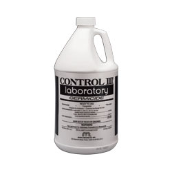 Control III Disinfectant Germicide Ready-to-Use 1 Gallon NJC3LABG04