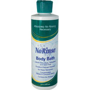No-Rinse® Body Bath, Concentrated Formula 8 oz NR00900