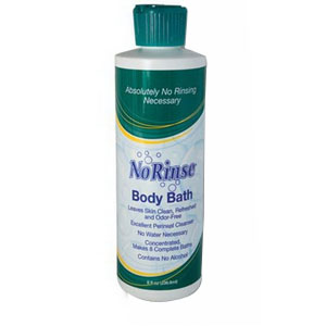 No-Rinse® Body Bath, Concentrated Formula 2 oz NR00920