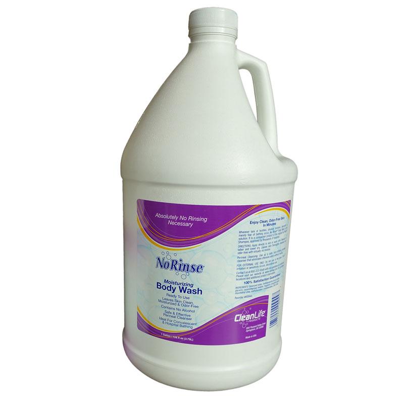 No-Rinse Body Wash 1 Gallon NR00944