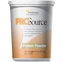 ProSource Protein Supplement Powder 9.7 oz. Tub NS11162