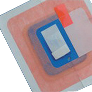 Merit Medical Systems Stafix® Percutaneous Drain Catheter Fastener, Large, Fits 12-24 Fr Catheter NT685ME