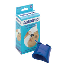 Owen Mumford USA Inc Autodrop® Eye Opener, Clips Onto the Majority of Eyedrop Bottles OWOP6000
