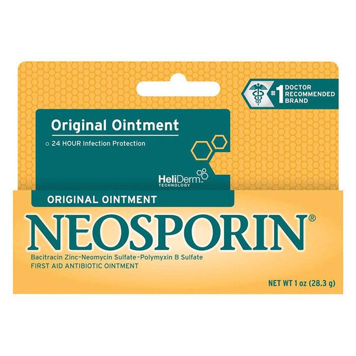 Neosporin® Ointment, 1 oz Tube PH1026434