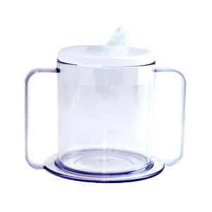 PSC Independence Mug with 2-Handle and Lid, 9 oz. PIPSC49