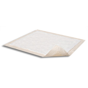 "Attends® Dri-Sorb® Plus Underpad, Moderate Absorbency, Latex-Free, 30"" x 30"" PKUFP300"