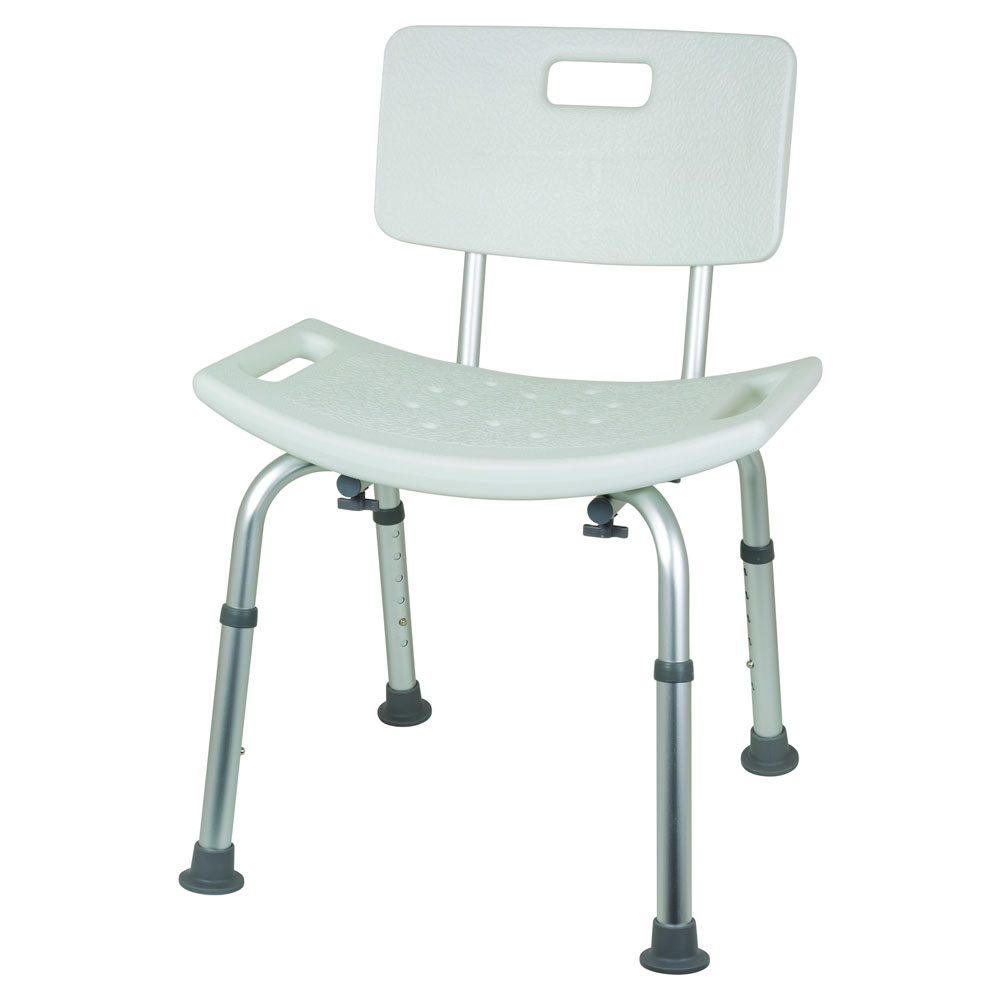 ProBasics Bariatric Shower Chair with Back PMIBSBCWB