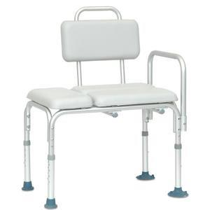 Padded Transfer Bench with Non-Skid Feet PMIBSTBP