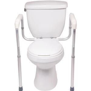 ProBasics Toilet Safety Frame, 300 lb Weight Capacity. PMIBSTF