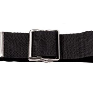 "Gait Transfer Belt with Metal Buckle 58"" PN623ROY"