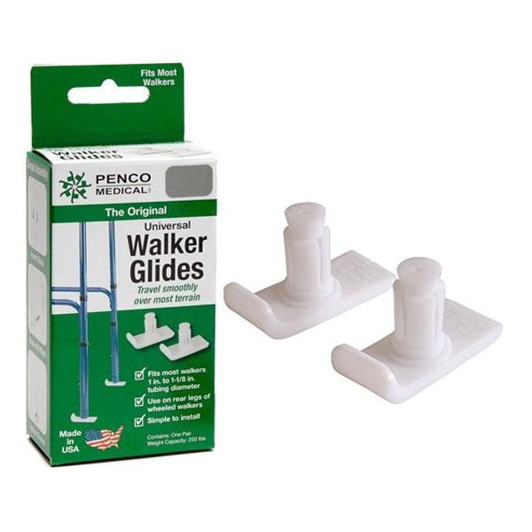 Penco Universal Walker Glides, Gray PNC301003