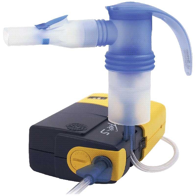 Trek S Portable Compressor Nebulizer Aerosol System, Standard PP47F45LCS