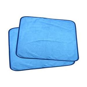 "Fiberlinks Textiles Inc. Waterproof Chair Pad 21"" X 22"", Almond PRA2122AL"