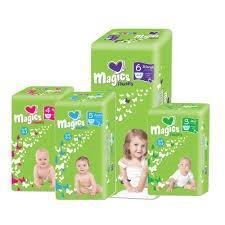 Flexidry Baby Diaper Size 4 PRT2240H62