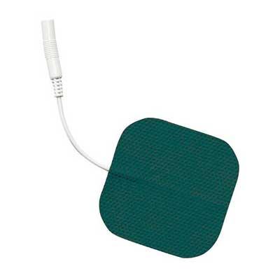 "2"" Square Economy PMT Gel Electrodes PVFA2020"