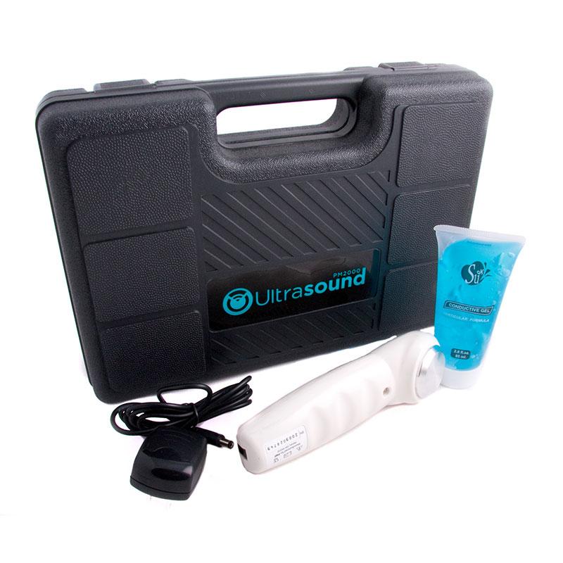 Portable Ultrasound Unit, 1 Mhz PVPM2000