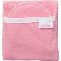 NuAngel Flip & Go Nursing Pad Case with Nursing Blanket and Nursing Pad Set, Pink QUNA00972PP