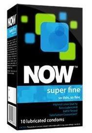 Now Super Fine Thin Condoms QUNW00676
