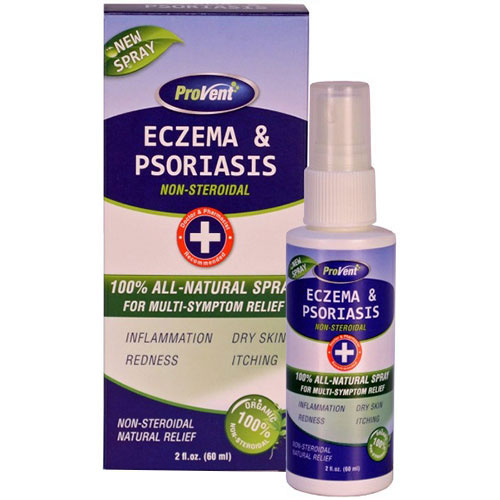 Quest ProVent® Eczema and Psoriasis Spray, 2 oz  QUPV513R