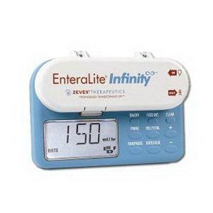 "Moog EnteraLite® INFINITY® Enteral Feeding Pump Small, 4"" H x 5-2/3"" W x 2"" D Weight: 14-2/5 Oz, Washable QZINFKIT2"
