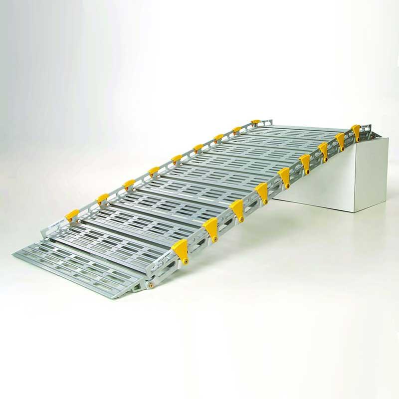 "Roll-A-Ramp 7 ft. x 26"", Versatile Ramp Design RARA12606A19"