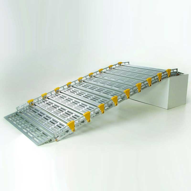 "Roll-A-Ramp, 9 ft. x 30"", Versatile Ramp Design RARA13008A19"