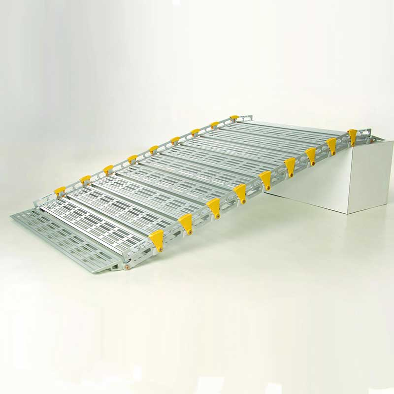 "Roll-A-Ramp, 8 ft. x 36"", Versatile Ramp Design RARA13607A19"