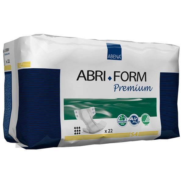 "Abena Abri-Form Premium Adult Brief 23-1/2"" to 33-1/2"" Waist, Small RB43056"