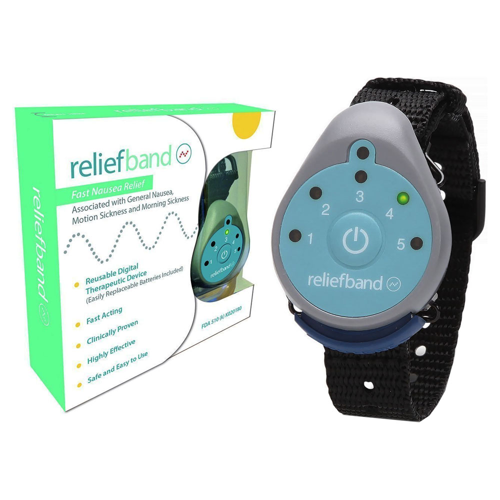 Reliefband for Motion and Morning Sickness RELRELIEFBAND15