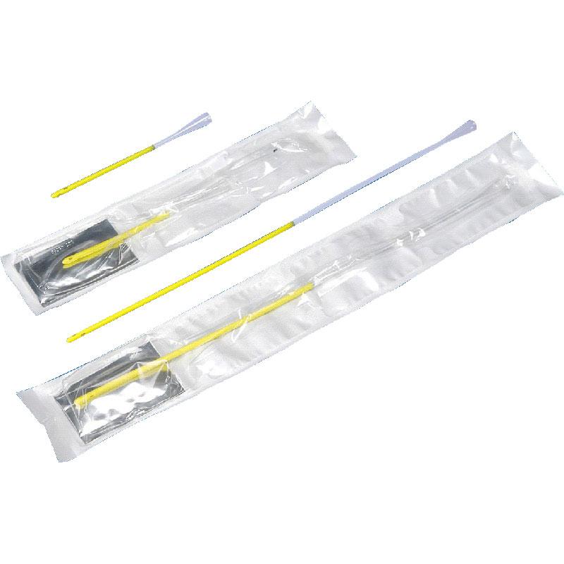 "Antibacterial Hydro Personal Catheter Female 14 Fr 6"""" RH61514"