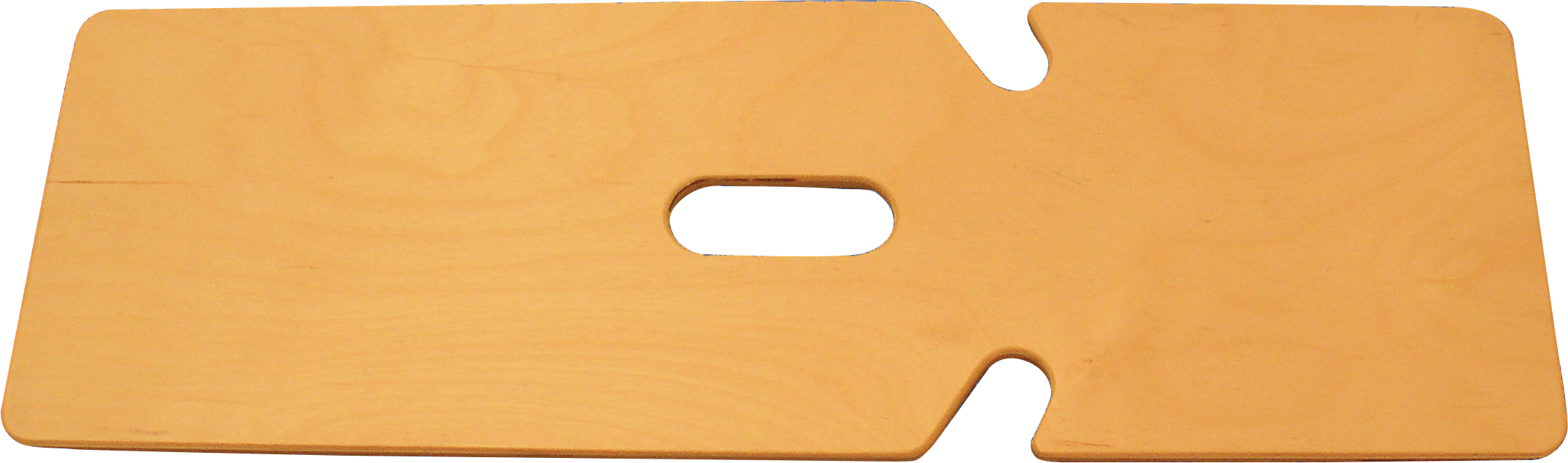 """MTS SafetySure® Double Notched Wooden Transfer Board 24"""" L x 8"""" W RI5100"""