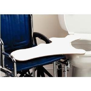 SafetySure Commode Toilet Transfer Board - Plastic RI5316