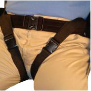 "MTS SafetySure® Universal Thigh Strap 66"" L x 1-1/2"" W RI6037"