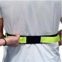 MTS SafetySure® Economy Gait Belt with Hand Grips RI6216