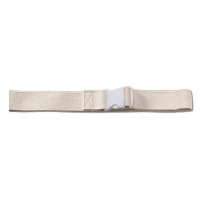 "MTS Gait Belt, Plastic Buckle, 54"" White RI6218"